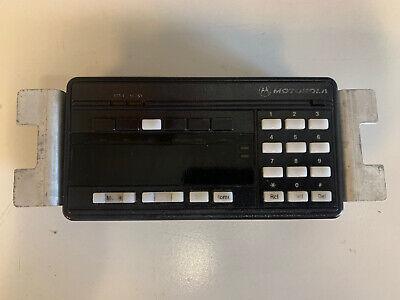 Motorola Spectra Vhf Remote Mount Radio Control Head Uhf A9 Series Hcn1073a