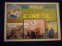 Cino E Franco Dal Polo Alla Muraglia Cinese Anastatica Nerbini Come Nuovo -  - ebay.it
