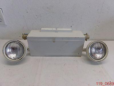 Dual Lite Lumenette Emergency Lighting Unit Beige