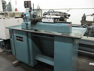 Feeler Manual Second Op. Lathe W 5c Collet Closer Hardinge Similar