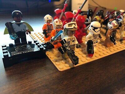 LEGO STAR WARS MINIFIGURES - Lando Luke Praetorian Stormtrooper Dak Darth Vader