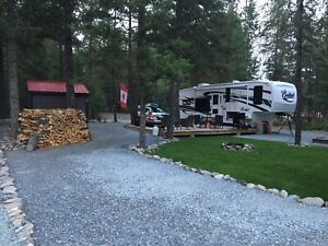 RV Lot for Sale - Moyie