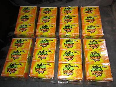 Stride ORANGE Sour Patch Kids Gum ~*~96 sealed collector packs (8 boxes)~*~RARE!