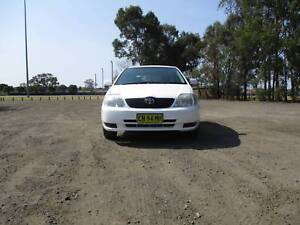Toyota Corolla 2001 Hatch Auto 1.8Ltr $5300Neg or make an offer