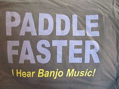 Hear Banjo Music T-shirt (NEW