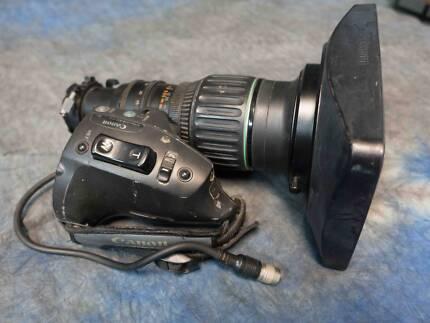 Canon Professional video camera lens