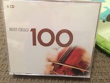 Best cello cd brand new sealed 6 cd set Fletcher Newcastle Area Preview