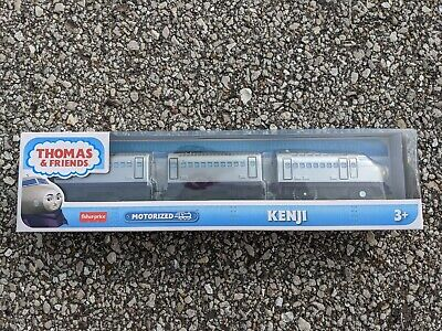 Fisher-Price Thomas and Friends Trackmaster Kenji Motorized Engine Train New