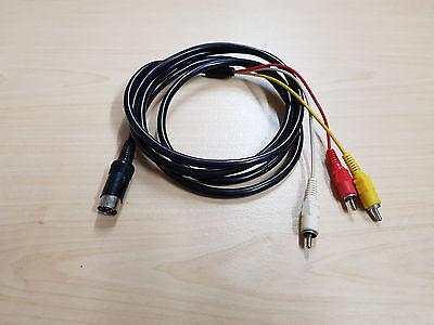 Commodore C64/C128 Monitor/TV Kabel, gebraucht gebraucht kaufen  Lüder