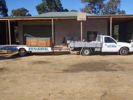 Spa Hire Business for sale Como South Perth Area Preview
