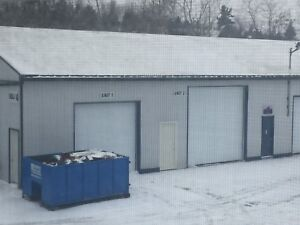 Cobourg- Commercial/ Industrial Space