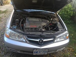 2002 Acura TL type S as is  London Ontario image 4