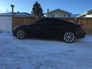 2008 Infiniti G37s coupe clean title! *LOW KM*