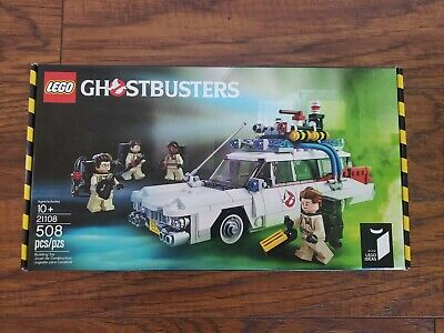 Lego Ideas Set #21108 Ghostbusters ECTO-1 NEW