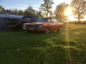 1973 Plymouth scamp *READ AD*