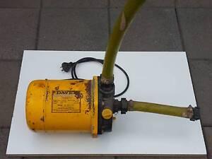 Davey Water Pump Aberfoyle Park Morphett Vale Area Preview