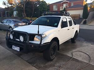 2005 D40 NAVARA Waurn Ponds Geelong City Preview