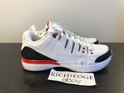 Ds Nike Zoom Vapor Rf X Aj3 Fire Red Size 7 5 100  Authentic