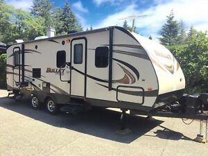 2015 Keystone Bullet 247BHS Travel Trailer
