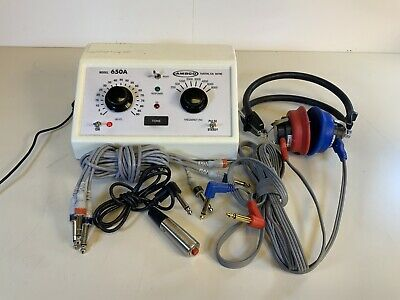 Ambco 650a Hearing Test Audiometer