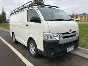 2016 Toyota Hiace - Automatic Diesel - KDH201R LWB Cranbourne North Casey Area Preview