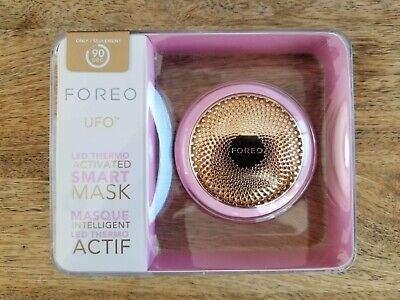 NEW Foreo UFO Smart Mask Treatment Device with 7 Masks