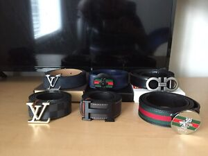 First copy fake belts and wallets