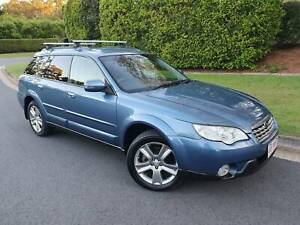 2008 Subaru Outback 2.5i PREMIUM Manual SUV - 1 YEAR WARRANTY Sippy Downs Maroochydore Area Preview