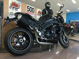 2016 Triumph Speed Triple R 94 Special Edition  $18,990 Ride Away Gladstone Gladstone City Preview