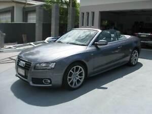Audi Convertible