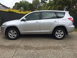 Selling RAV4 2009 Southport Gold Coast City Preview