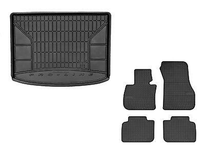 Antirutsch Basic Kofferraummatte für BMW 2er Active Tourer F45 Van 2014