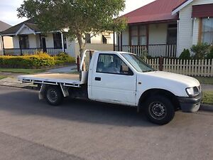 1998 Holden Rodeo. Steel Tray Newcastle Newcastle Area Preview