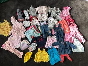 Clothing, Shoes & Accessories Industrious Baby Girl Wondersuit Size 1