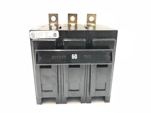 BAB3060H 3 POLE 60 AMP CUTLER-HAMMER NEW