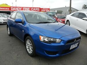 2011 MITSUBISHI Lancer SX SPORTBACK Dandenong Greater Dandenong Preview