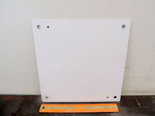 Saginaw Control SCE-16P16 Electric Enclosure Panel Backplate Back Plate