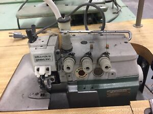 Wilcox & Gibbs Industrial sewing machine a coudre