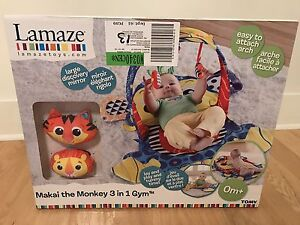 Lamaze jeu d'éveil / lay and play tummy time