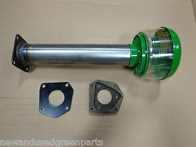 Air Cleaner Base Stack Tube For John Deere 730 With Precleaner F3090r F3091r