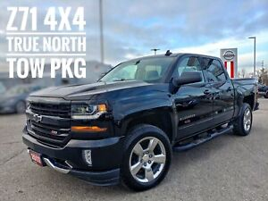 2017 Chevrolet Silverado 1500 2LT Loaded Up One Owner  FREE D...