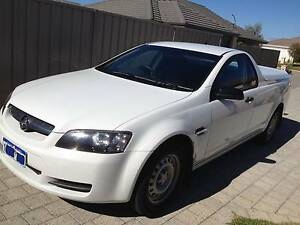2009 Holden Commodore Ute (LPG & Petrol) Brookdale Armadale Area Preview