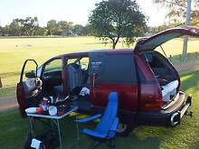 Toyota Campervan Fully Equiped Low Km no Hiace Express Northbridge Perth City Preview