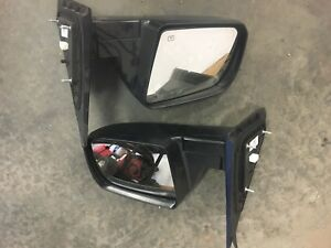 2008 Toyota Tundra power mirrors
