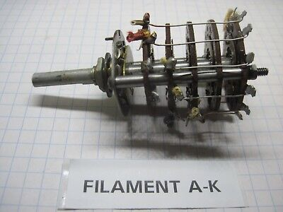Hickok Model 605 Rotary Selector switch  various see list p.
