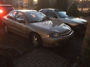 2004 Chevy Cavalier for parts