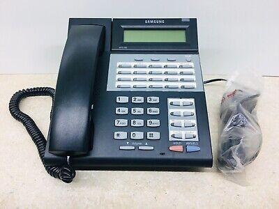 Samsung Idcs 28d Charcoal Black Telephone