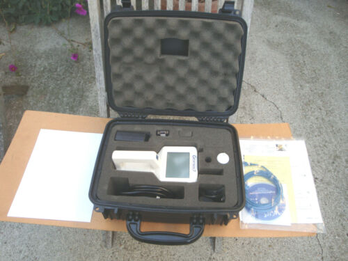 Graywolf particle counter handheld 3016