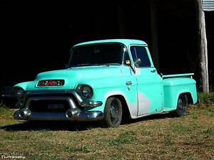 1956 GMC Pickup chev chevy chevrolet hotrod ratrod rod Glen Innes Glen Innes Area Preview