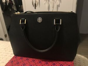 Tory Burch Robinson Mini EW Tote